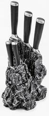 Stoneline Sada nožov Excalibur v bloku 6ks (WX-8922)