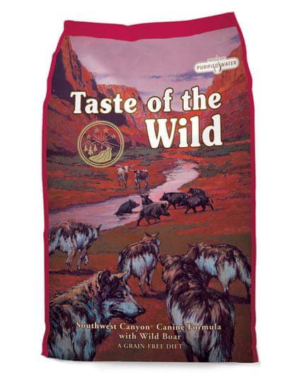 Taste of the Wild hrana za pse Southwest Canyon, 2 kg