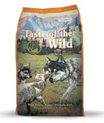 Taste of the Wild hrana za pasje mladiče High Prairie Puppy, 13 kg