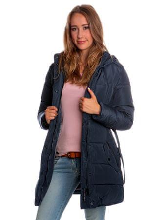 Pepe Jeans dámský kabát Oda XL modrá  6978fef041