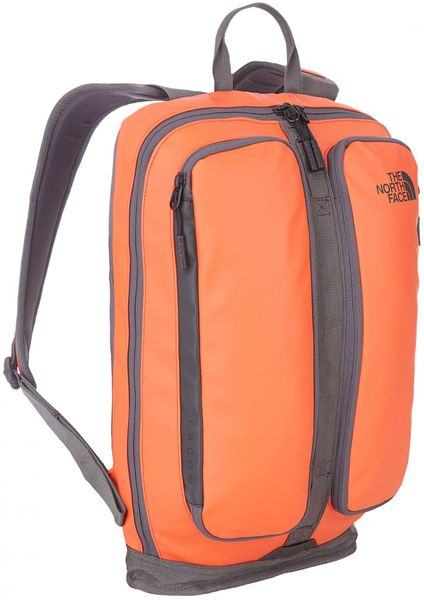 The North Face Base Camp Lacon AcrLic Orange/Graphite Grey Os
