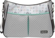 Bebe-jou Luxusná prebaľovacia taška Sovičky