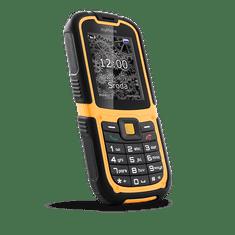 myPhone telefon HAMMER 2 PLUS pomarańczowy