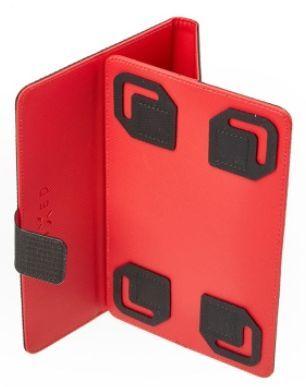 """Fixed twoFACE pro 7"""" tablety, černočervené"""