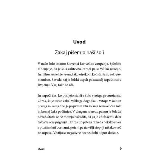 Vlasta Grabeljšek: Pretežka šolska torba