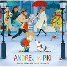 Claire Freedman, Kate Hindley: Andrej in Piki