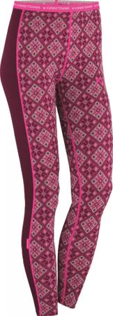 Kari Traa hlače Rose, ženske, vijolično/roza, L