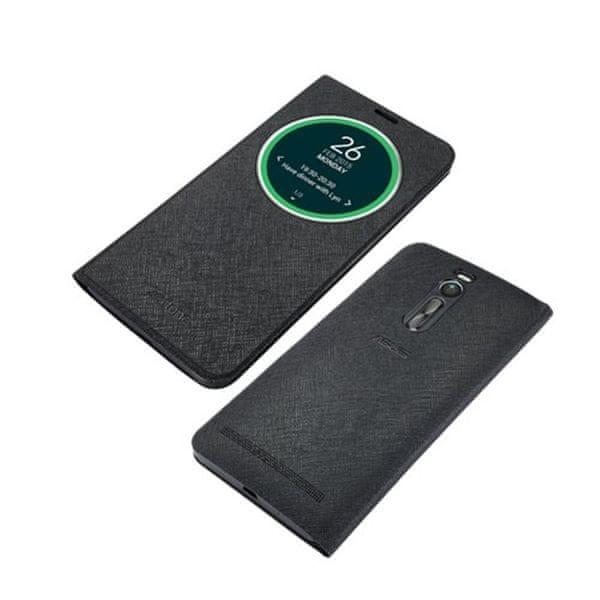 "Asus Flipové pouzdro, ZenFone 2, 5,5"", černé"