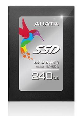 "Adata Premier SP550 240GB SSD / Interní / SATA III/600 / 2,5"" (ASP550SS3-240GM-C)"