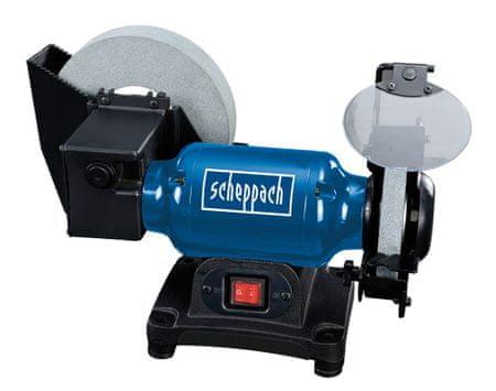 Scheppach BG 200 W Körkörös csiszoló