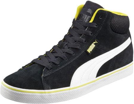 Puma 1948 Mid Vulc black white 8 734683e7828