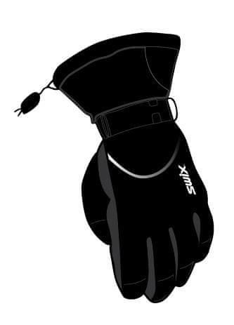 Swix Trekker W Black S