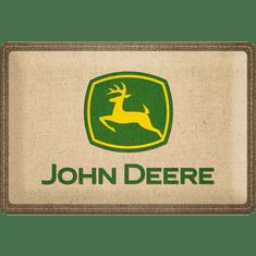 Postershop Plechová tabuľa  20x30 cm John Deere (záplata)