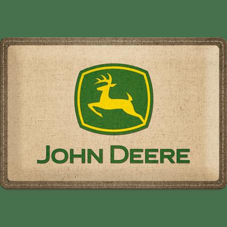 Postershop okrasna tabla John Deere 20 x 30 cm