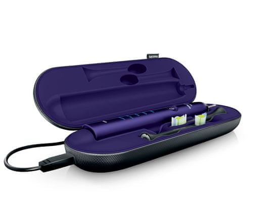Philips Sonicare HX9372/04 DiamondClean Amethyst električna zobna ščetka