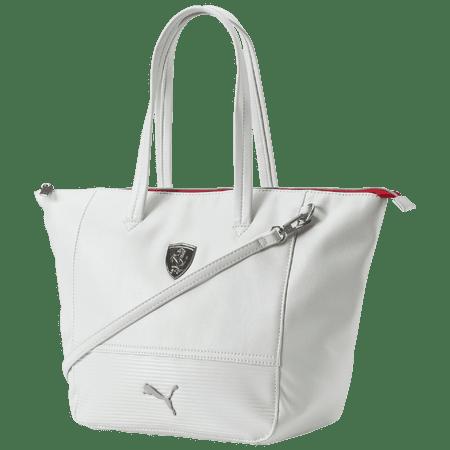 Puma Ferrari LS Handbag white  73f80b9968e