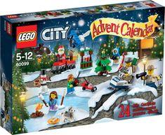 LEGO® CITY 60099 Kalendarz adwentowy