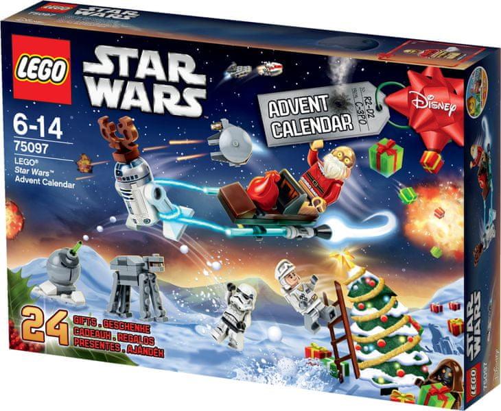 LEGO® Star Wars 75097 Adventní kalendář