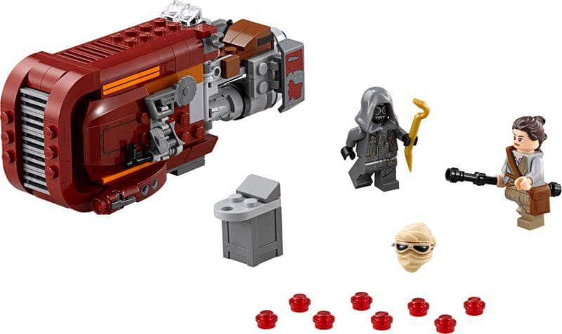 LEGO® Star Wars 75099 Reyin speeder