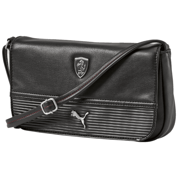 Puma Ferrari LS Small Satchel black