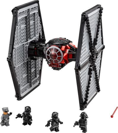 LEGO® First Order Special Forces TIE fighter™