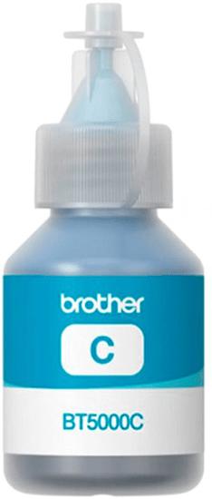 Brother črnilo steklenička, cyan - Odprta embalaža