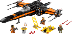 LEGO® Star Wars 75102 Poe's X-Wing Starfighter