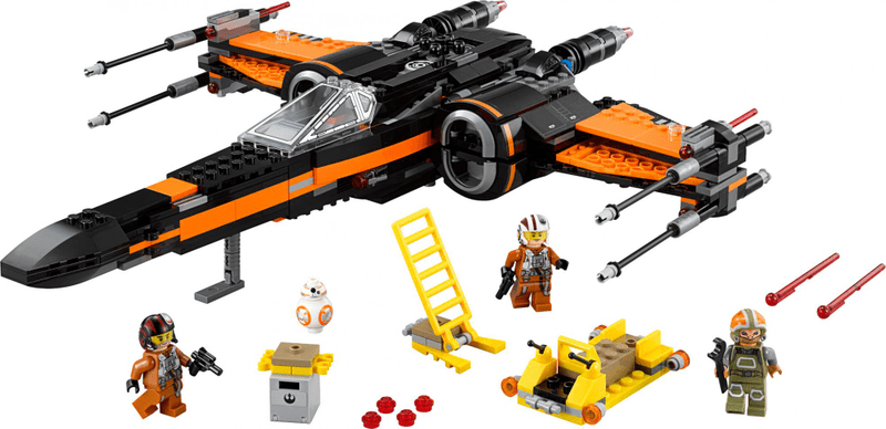 LEGO® Star Wars 75102 Poeova stíhačka X-Wing