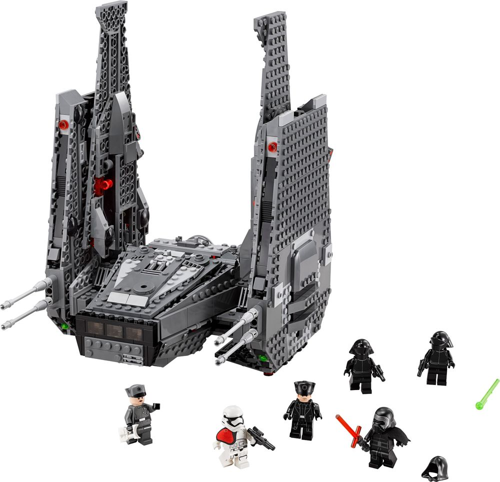 LEGO Star Wars™ 75104 Kylo Renova velitelská loď