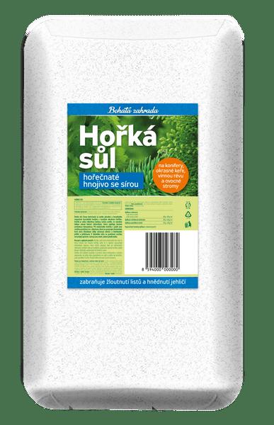 Bohatá zahrada Hořká sůl 10kg 24520053