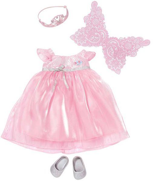 BABY born Světélkující šaty pro motýlí princeznu