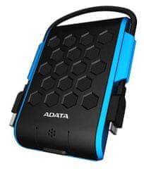 """Adata HD720 1TB / Externí / USB 3.0 / 2,5"""" / ochrana IP68 / Blue (AHD720-1TU3-CBL)"""