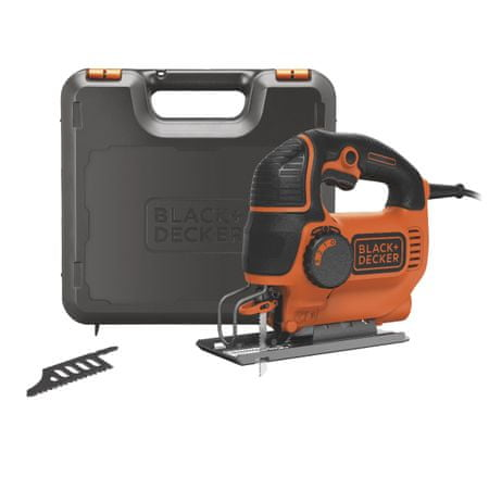 Black+Decker vbodna žaga KS901PEK