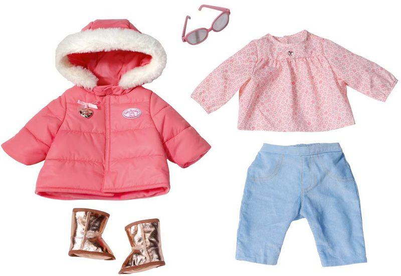 Baby Annabell Zimní souprava s holínkami