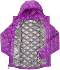 COLUMBIA Gold 65Trask Mountain 650 Turbodown Hooded