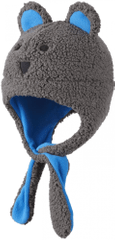 COLUMBIA Toddler Tiny Bear Hat Boulder, Hyper Blue