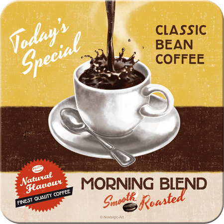 Postershop set podstavkov Morning Blend, 5 kos