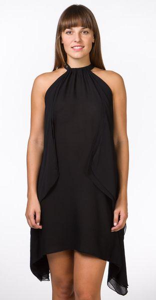 Diesel dámské šaty D-Emile-D XXS černá