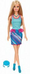 Barbie Bábika s prstienkom modrá