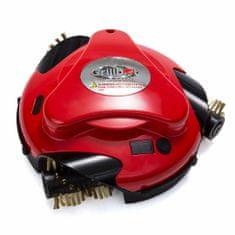 Grillbot urządzenie do czyszczenia grilla GBU101, czerwony