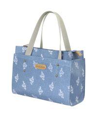 Brakeburn torebka damska niebieski
