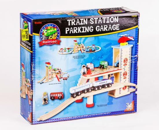 Maxim Nádražie s garážou a výťahom