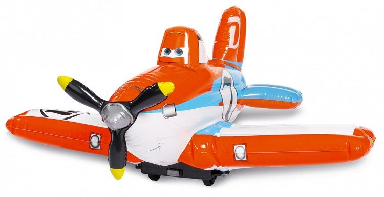 Dickie Nafukovací RC letadlo Dusty