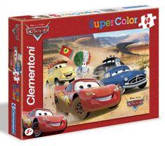 Clementoni Puzzle Cars Rýchlosť. Ja som rýchlosť!