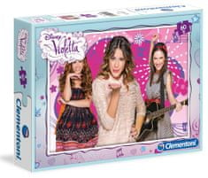 Clementoni Puzzle Violetta 60 dielikov