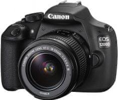 Canon fotoaparat EOS 1200D + 18-55 DC