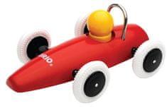Brio Závodné autíčko, červená
