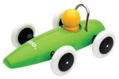 Brio Závodné autíčko, zelená