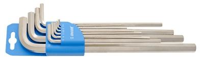 Unior garnitura dolgih inbus ključev na plastičnem obešalu - 220/3LPH (617080)
