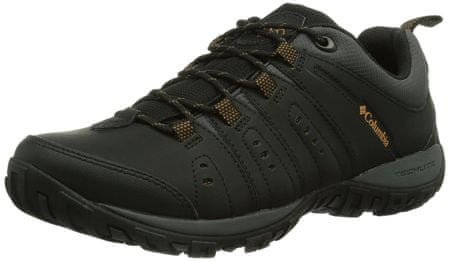 00ef4f13d73 Columbia Woodburn II Black Goldenrod 42